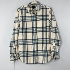 J. Crew Long Sleeve Button Down Shirty